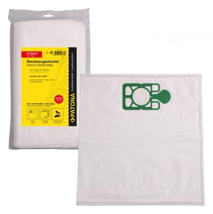 10 saci aspirator + 1 microfiltru pentru Numatic Henry Hetty James 9518 5