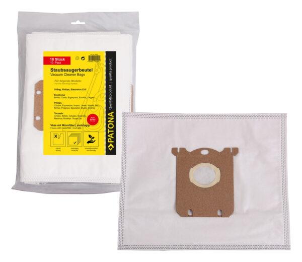 10 saci aspirator + 1 microfiltru pentru Electrolux Philips FC9170 FC9071 FC9160 9585 1 FC9170