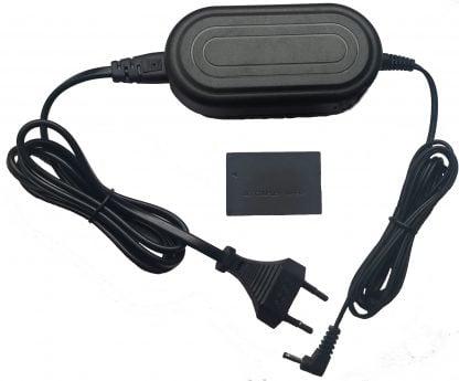 Alimentator AC Adapter tip CANON ACK-E12 (CA-PS700 + DR-E12) Canon EOS M M10 M50 M100 SX70 HS ack E1220Kopie