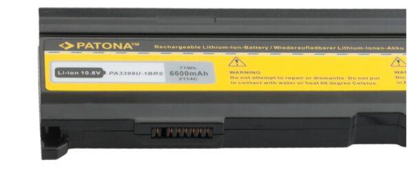Acumulator laptop tip Toshiba Satellite M40 M50 M55 A80 A100 PA3399 U akku 2114 3 1