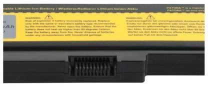 Acumulator tip Toshiba PA3634 PA3634U-1BAS PA3635U-1BAM PA3635U-1BRM akku 2307 3 1