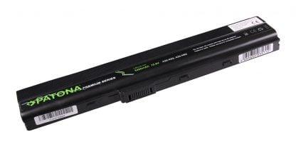 Acumulator tip Asus A52 A52F A52J A52JB A31 A32 A41 K62 P62 Pro51 akku 2332 asus premium 25 1