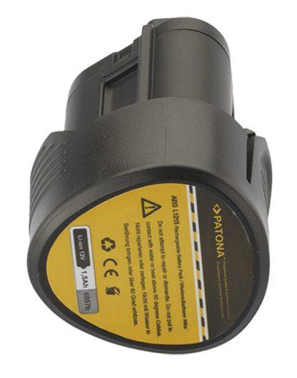Acumulator tip AEG L1215 L1215-R BS12C akku 6057 1 1