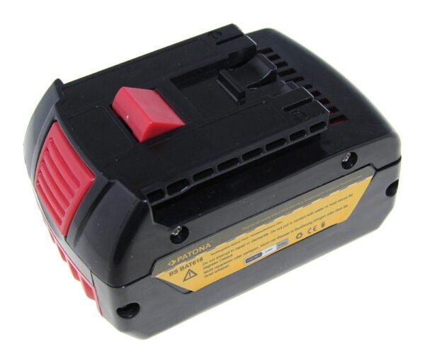 Acumulator tip Bosch 17618 24618 25618 BAT609 GCB 18 V -LI akku 6082 1