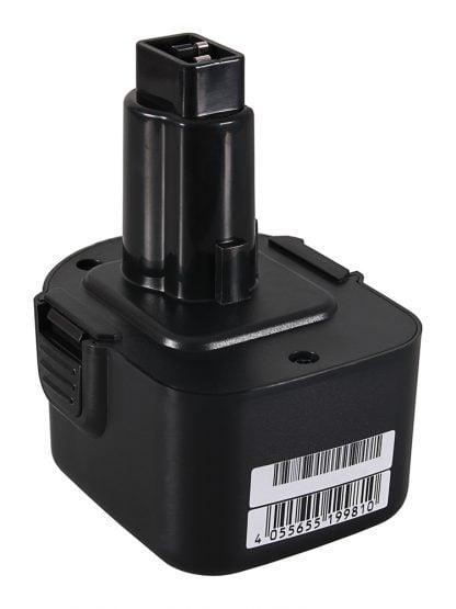 Acumulator tip Dewalt DE9074 Black & Decker PS130 akku 6123 17 1