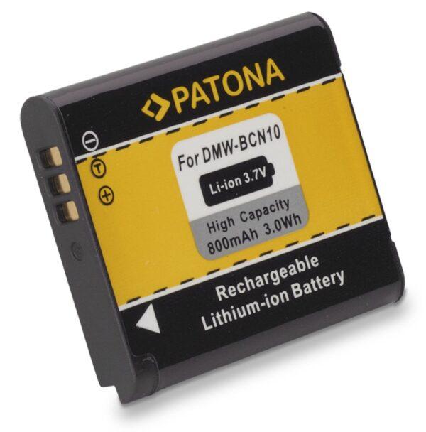 Acumulator tip Panasonic DMW-BCN10 DMW BCN10 akku Pat BCN10 1