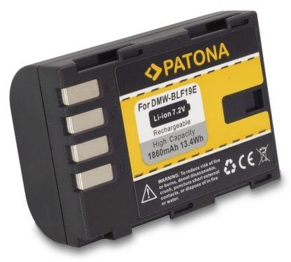 Acumulator tip Panasonic DMW-BLF19 BLF19E