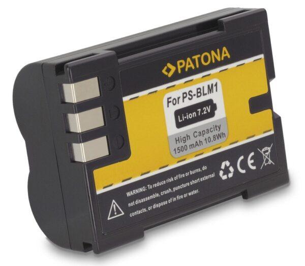 Acumulator tip Olympus PS-BLM1 akku Pat BLM1 1