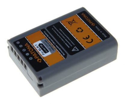 Acumulator tip Olympus BLN-1 BLN1 akku Pat BLN 1 1