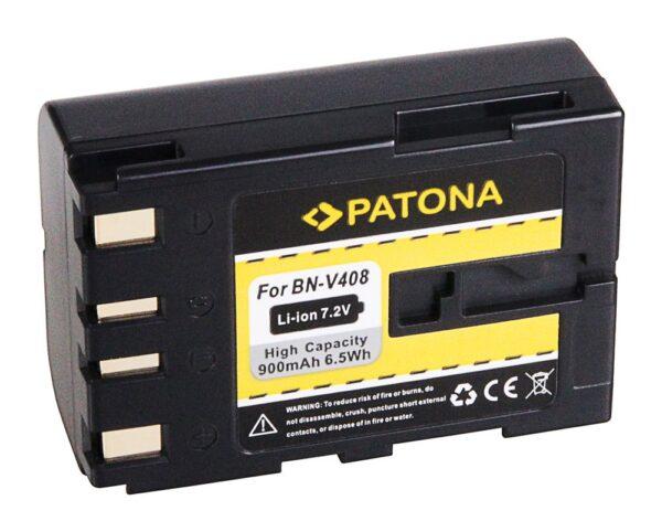 Acumulator tip JVC BN-V408 akku Pat BN V408 1