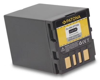 Acumulator tip JVC BN-VF714 BN-VF733 BN-VF733U BN-VF733US akku Pat BN VF733 1