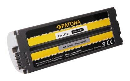 Acumulator tip Canon CP-200 CP300 CP-400 CP500 CS-CP2L NB-2CPL akku Pat CP2L4 1