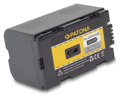 Acumulator tip Panasonic CGA-D220 CGR-D16 CGA-D54 CGA-D54S