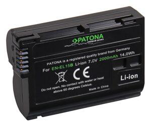 Acumulator Premium tip NIKON EN-EL15 EN-EL15B