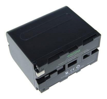 Acumulator Premium tip Sony NP-F970 NP-F550 NP-F750  NP-F990 akku Pat F970 7800 1