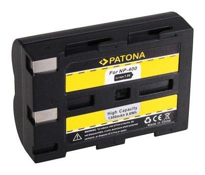 Acumulator tip Minolta NP-400 Dimage A1 Dimage A2 Dynax 5D 7D akku Pat NP 400 1