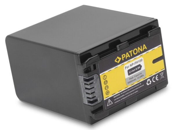 Acumulator tip Sony NP-FH100 NP-FH70 akku Pat NP FH100 1