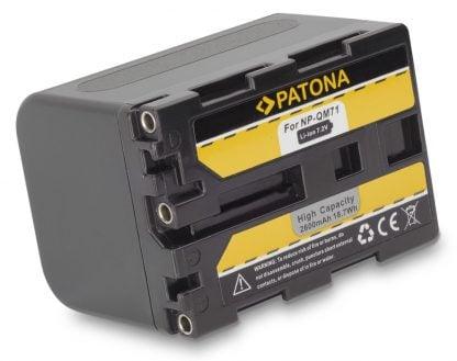 Acumulator tip Sony NP-FM71 NP-QM70 NP-FM70 NP-QM71 NP-FM90 NP-QM91 akku Pat NP FM70 1