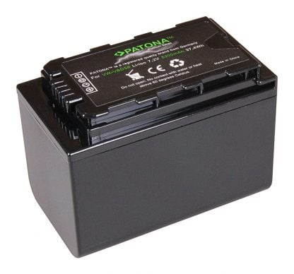 Acumulator Premium tip Panasonic VW-VBD58 AJ-PX270 AG-AC8EJ VW-VBD58E-K akku Pat VBD58 1