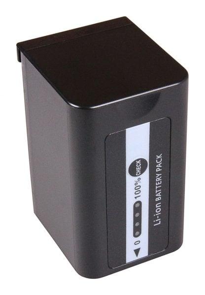Acumulator Premium tip Panasonic VW-VBD58 AJ-PX270 AG-AC8EJ VW-VBD58E-K akku Pat VBD58 1 1