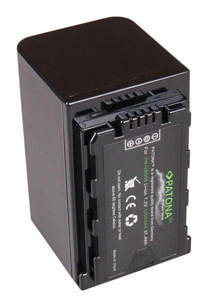 Acumulator Premium tip Panasonic VW-VBD58 AJ-PX270 AG-AC8EJ VW-VBD58E-K akku Pat VBD58 2 1