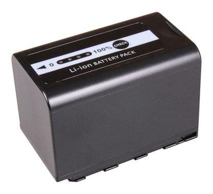 Acumulator Premium tip Panasonic VW-VBD58 AJ-PX270 AG-AC8EJ VW-VBD58E-K akku Pat VBD58 3 1
