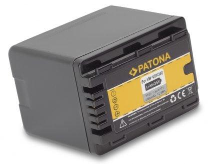 Acumulator tip Panasonic  VW-VBK360 VBK360 VBK 360 VBK 180 akku Pat VBK360 1