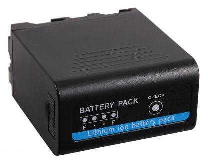 Acumulator Platinum tip Sony NP-F990 micro USB, incl. Powerbank akku pat F990 10500 platin 1 1 NP-F990