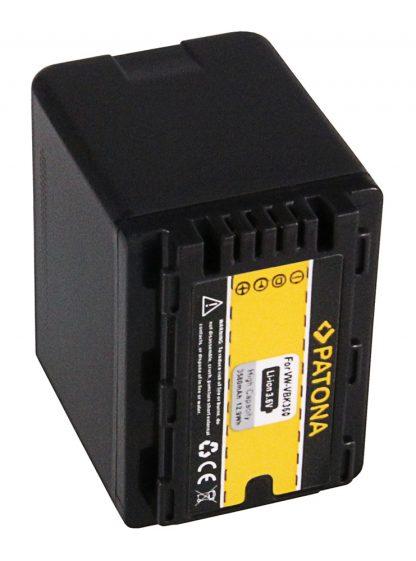 Acumulator tip Panasonic  VW-VBK360 VBK360 VBK 360 VBK 180 akku pat VBK360 1103 4