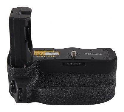Grip cu telecomanda tip VG-C3EM pt Sony Alpha A7RIII A7MIII A9 NP-FZ100 grip pat FZ100 1 1