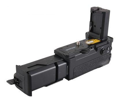 Grip cu telecomanda tip VG-C3EM pt Sony Alpha A7RIII A7MIII A9 NP-FZ100 grip pat FZ100 2 1