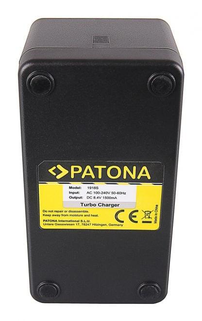 Incarcator rapid pt Sony NP-F970 F750 F550 inc pat turbo F970 2 1