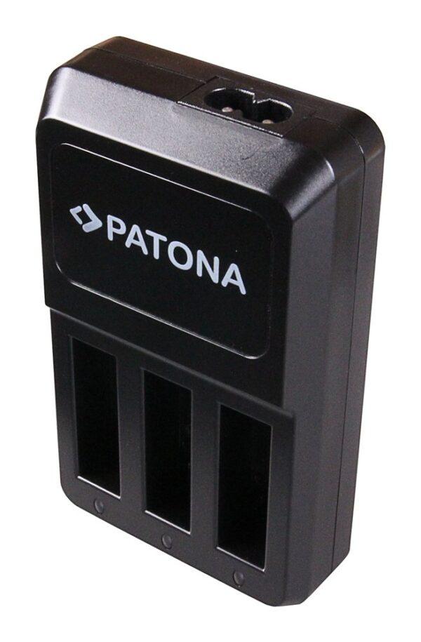 Incarcator Triplu USB tip Gopro 4 incarcator Pat TRIPLU gopro41 1