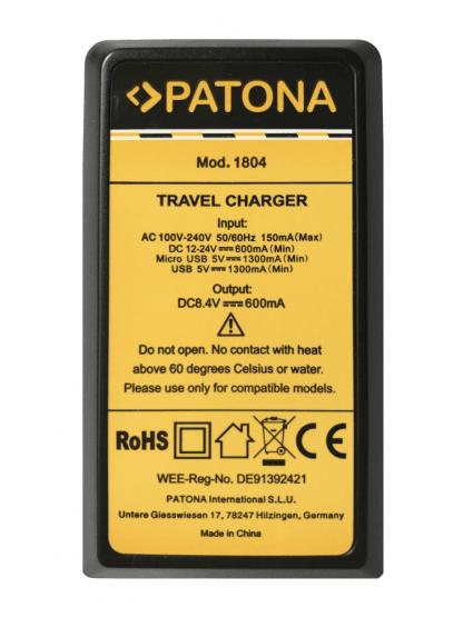 Incarcator 4in1 tip Panasonic incarcator pat 4in1 selbst 188 1 Incarcator 4in1 tip Panasonic