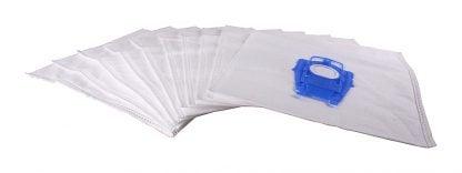 10 saci aspirator + 1 microfiltru pentru Bosch Typ P BBZ41FP BBS800 saci 9517 1 1