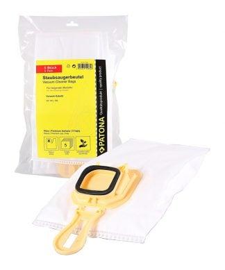 6 saci sintetici pentru aspirator Vorwerk Kobold VK140 VK150 VK 140 VK 150