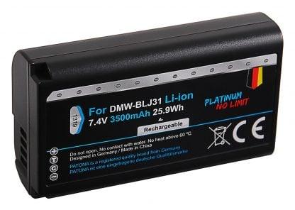 Acumulator Platinum tip Panasonic DMW-BLJ31
