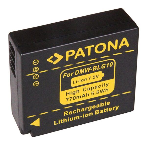 Acumulator tip Panasonic DMW-BLG10 DMW-BLG10E akku Pat BLG10