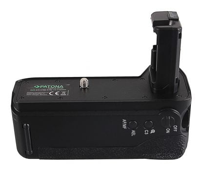 Grip cu telecomanda tip Sony A7 II, A7M2 A7R2 VG-C2EMRC pt. 2 x NP-FW50 1487 2 np-fw50