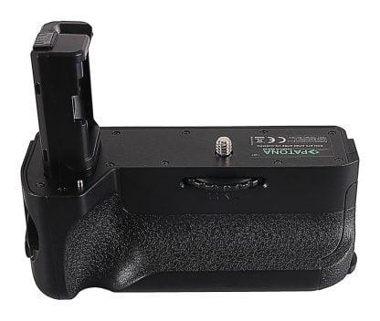 Grip cu telecomanda tip Sony A7 II, A7M2 A7R2 VG-C2EMRC pt. 2 x NP-FW50 1487 3 np-fw50