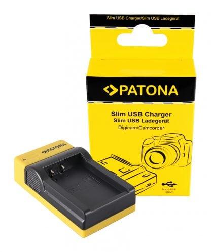 Incarcator Slim Micro-USB pt Canon 151676 1