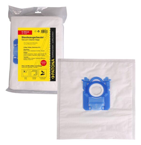 10 saci sintetici Electrolux E15 inclus filtru micro 9535 1 6 saci sintetici pentru aspirator Vorwerk Kobold VK140 VK150