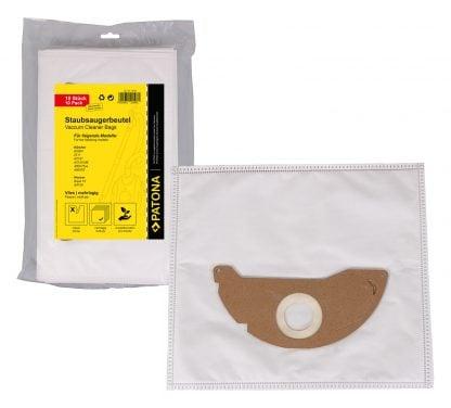 10 saci sintetici pentru Kärcher 11 A2004 A2120 ME 4000 Plus 4000TE Hoover A 9579 1