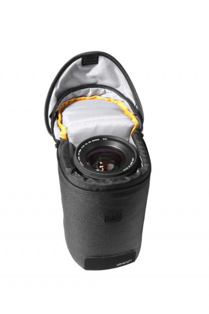 Lens Case CULLMANN Ultralight CP 400 husa toc obiectiv CULLMANN 95394 ULTRALIGHT CP Lens 400 black 3