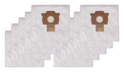 10 saci sintetici pentru Rowenta RO 1600 2011 2026 3800 3899 Menalux 2306 9578 2