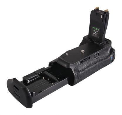 Grip cu telecomanda tip Canon EOS 70D 80D 90D BG-E14H pt. 2x LP-E6 grip pat LP e6 1498 2 Grip cu telecomanda tip Panasonic G9 DMW-BGGH9RC pt 1 x DMW-BLF19