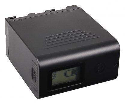 Acumulator Platinum tip Sony NP-F970-LCD micro USB USB-C, incl. Powerbank akku pat F970 LCD 1336 4 Sony NP-F970-LCD
