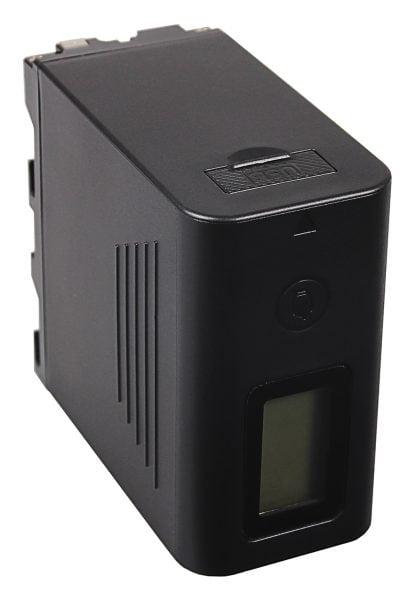Acumulator Platinum tip Sony NP-F970-LCD micro USB USB-C, incl. Powerbank akku pat F970 LCD 1336 6 Sony NP-F970-LCD