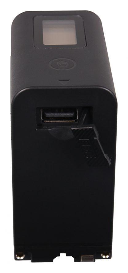 Acumulator Platinum tip Sony NP-F970-LCD micro USB USB-C, incl. Powerbank akku pat F970 LCD 1336 8 Sony NP-F970-LCD