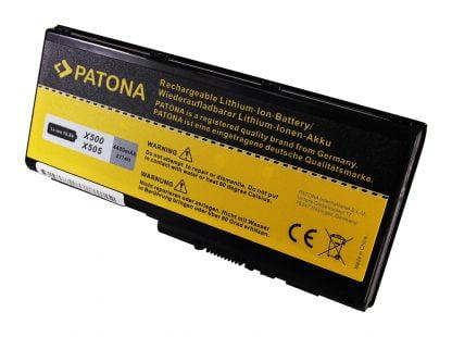 Acumulator tip Toshiba Qosmio X500 X505 P500 P505 Qosmio X500-03L X500-04N akku 2774 1